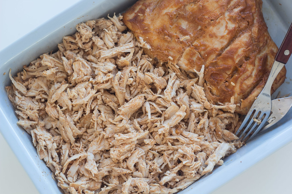 Pulled turkey - pulled kalkun (10)
