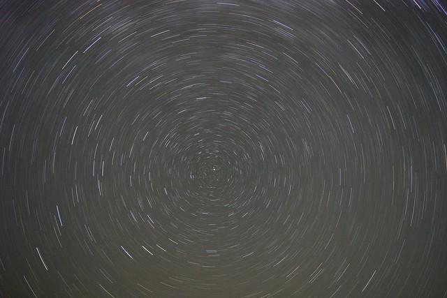 Star Trails- Bonneville
