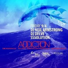 9/4 - Friday - TONITE @ Addiction in Honolulu HI - for Color Wave HI