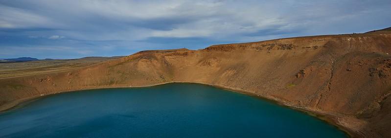 Víti lake - Myvatn