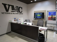 VFW Beavercreek Post 8312 Appreciation Ceremony/VMC Open House