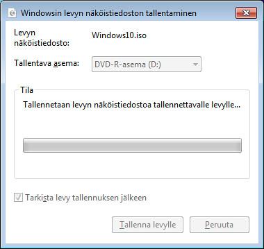 Microsoft Windows 10 - Asennus