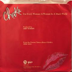 CHAKA KHAN:I'M EVERY WOMAN(JACKET B)