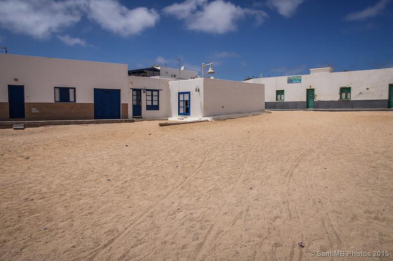 Calles de arena