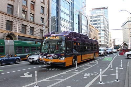 KCM 4315 in Downtown Seattle