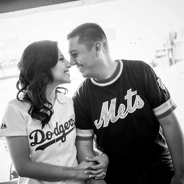 Liz & Gustavo Engagement