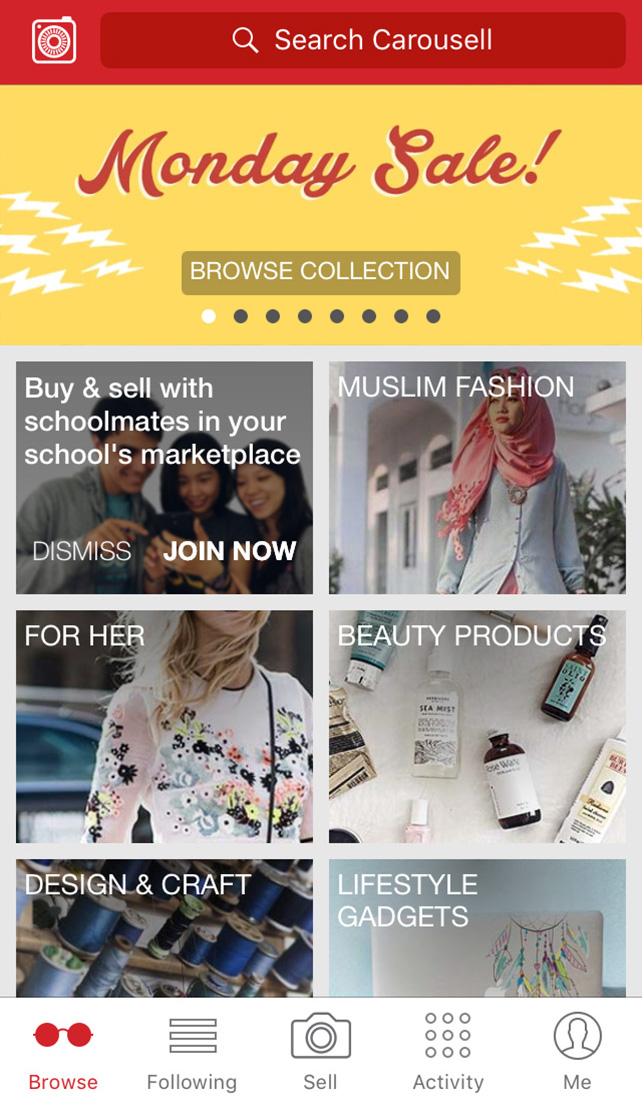 Shop My Carousell 2