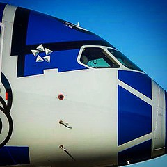 All Nippon Airways 787 to look like beloved Star Wars droid R2-D2.