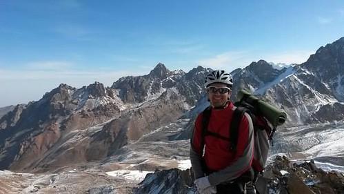 Альпиниада на пик Молодежный (4147 м) (14)
