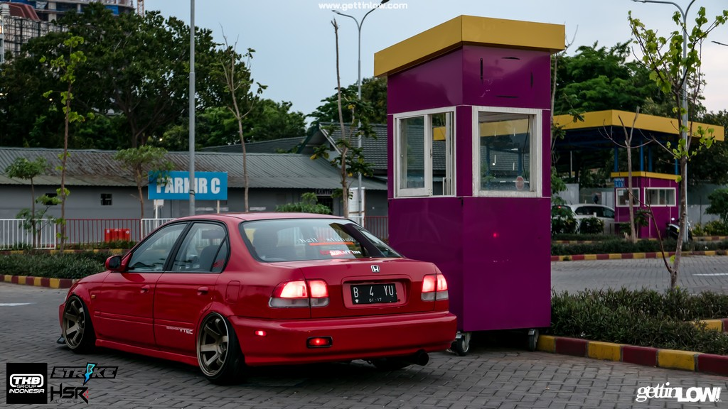 Strike Surabaya Grand Opening