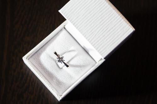 Diamond ring by Daniel Mihai