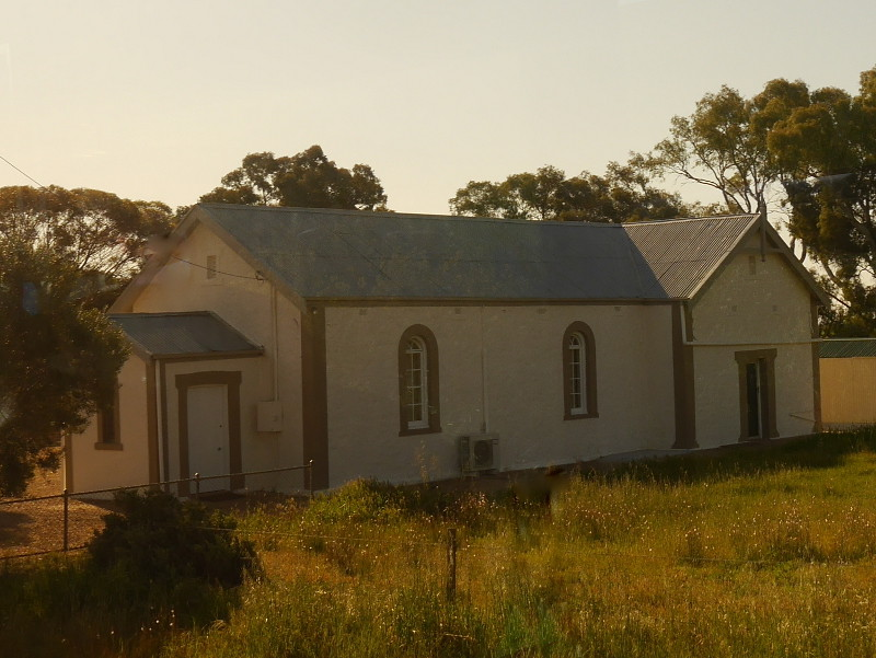 Booleroo Whim Uniting church