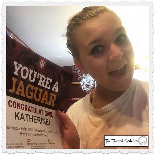 Katie's a Jag