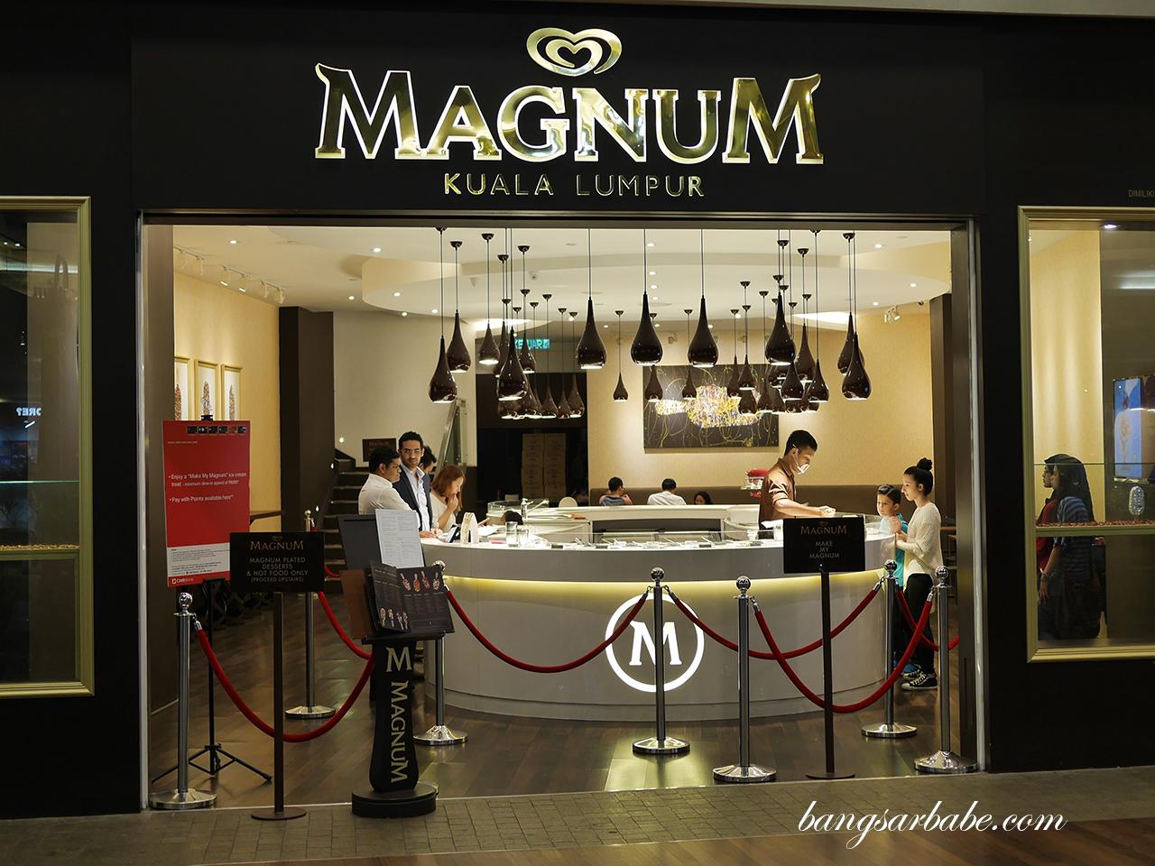 Magnum Mid Valley