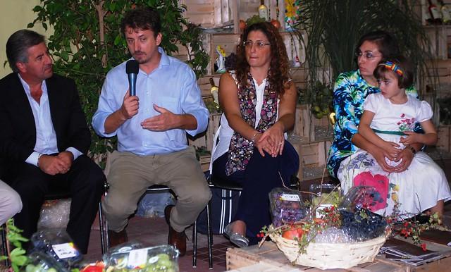 Rutigliano- Riflessioni SAgra- Davide Carlucci, sindaco di Acquaviva