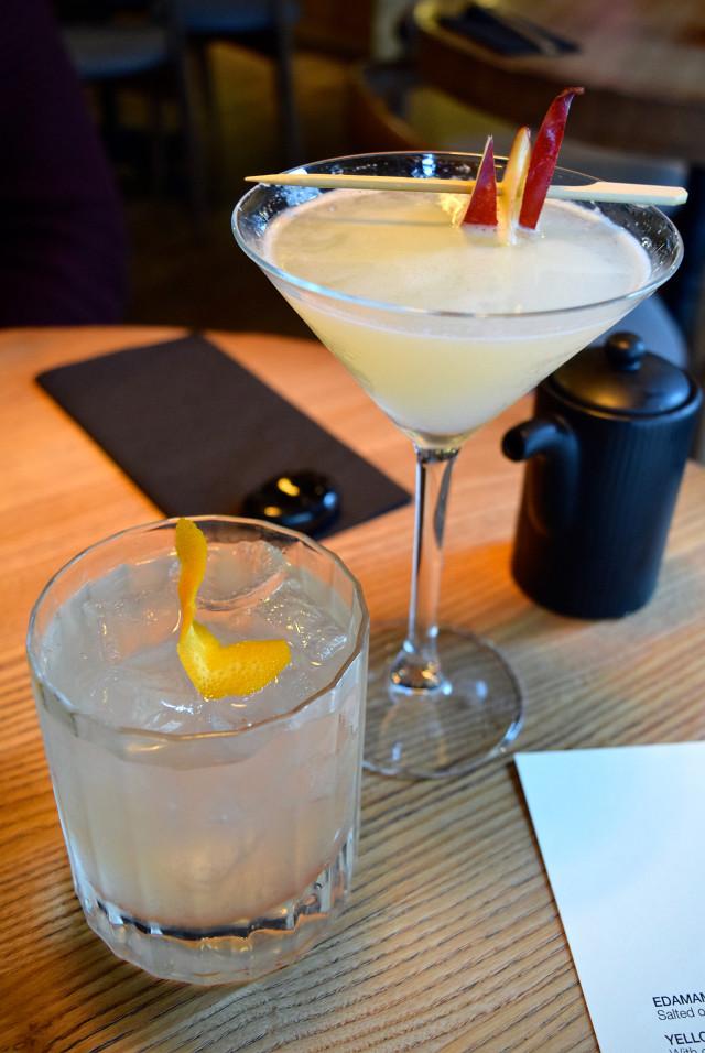 Cocktails at Murakami, Covent Garden | www.rachelphipps.com @rachelphipps