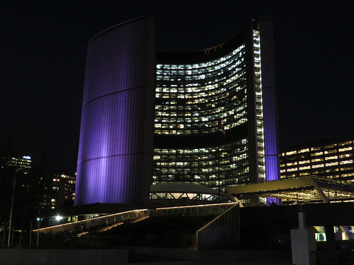 Toronto City Hall, Toronto, Ontario