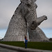 A trip to the Helix park and the Kelpies by f_shields