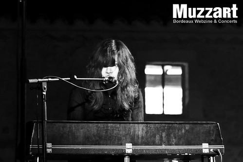 Shannon Wright - Black Bass Festival ©Satiti