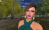 Rock Your Rack 2015_Dulce Secret (Azami Shape), LoveMe Skin (Bold Purple Lipstick) & Lyrical B!zarre Templates (Jolie Earrings) by Hidden Gems in Second Life (Interior Designer)