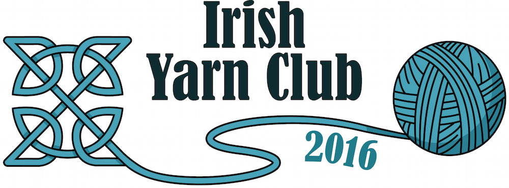 Irish Yarn club 2016