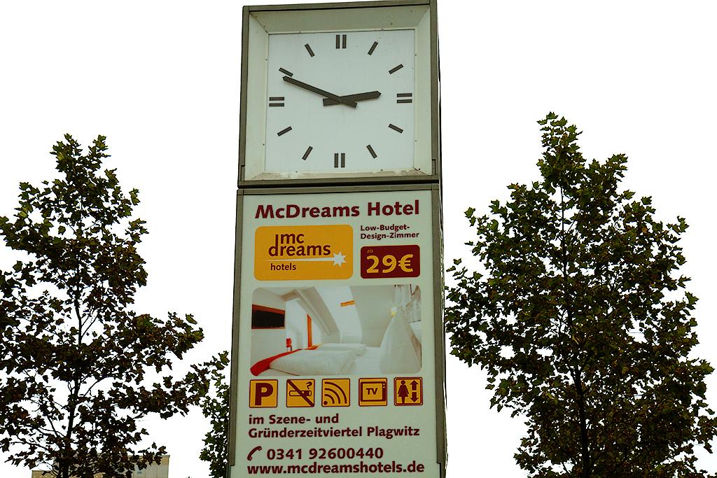 McDreams Hotel--Leipzig