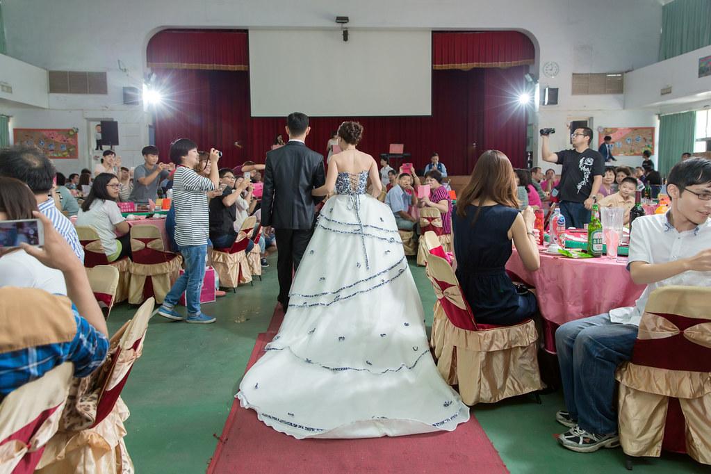 台南婚攝-文定歸寧宴 X 麻豆國小禮堂 (44)