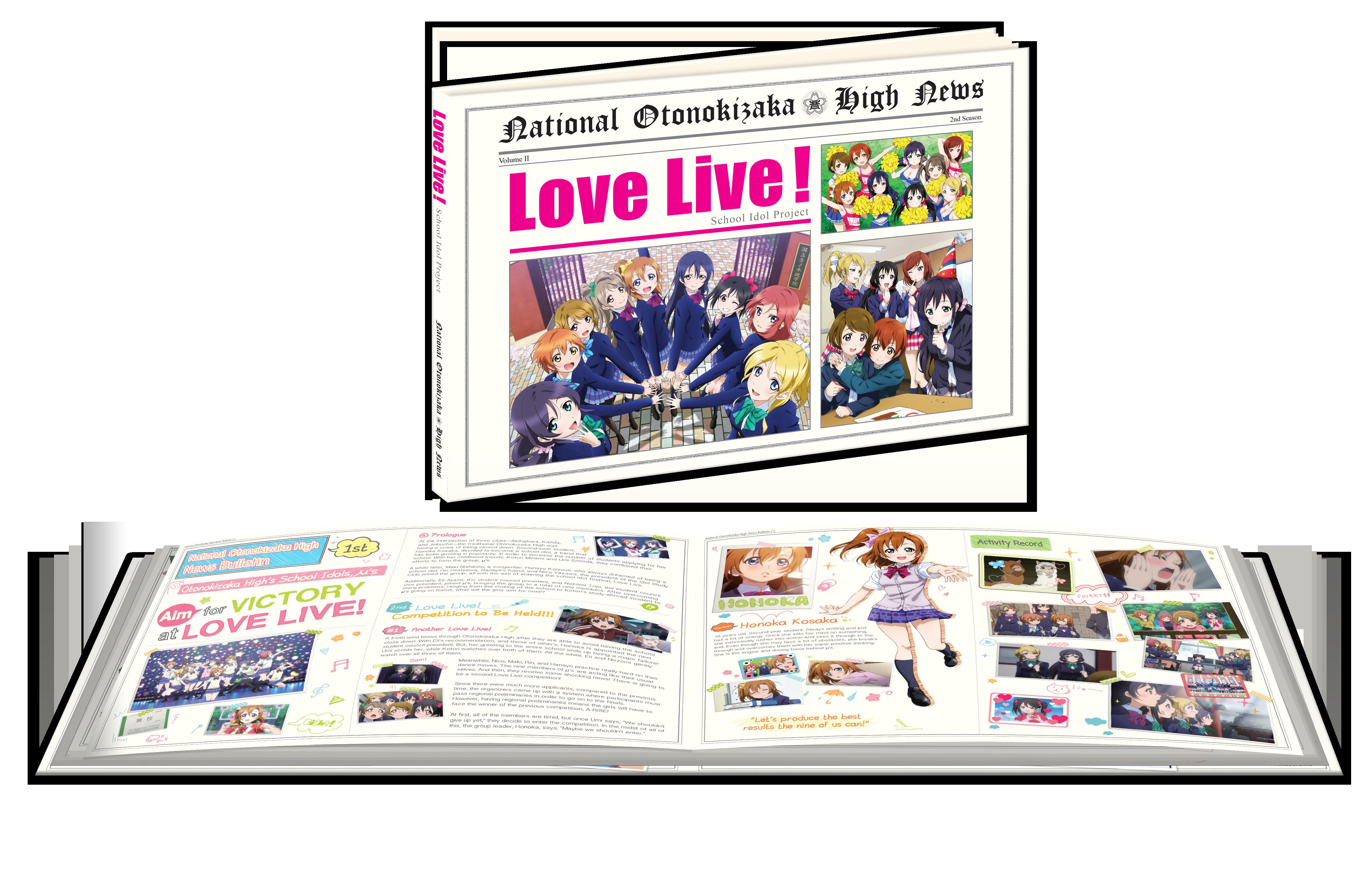 Love Live! School idol project: Season 2 Premium Edition - Fandom