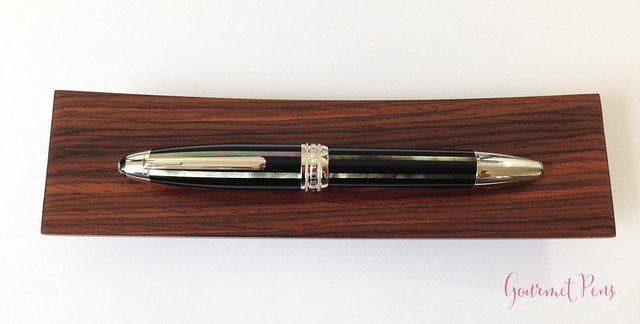 Review Montblanc Moon Pearl LeGrand FP @couronneducomte (8)