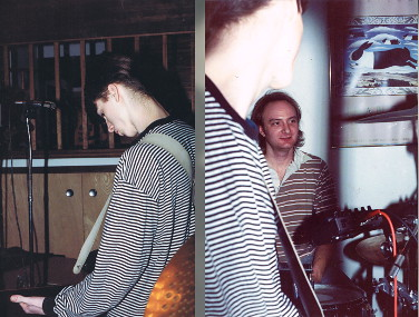 Lorelei, practice, 1990s.