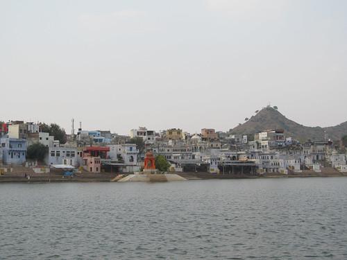 Pushkar: son lac et ses ghâts