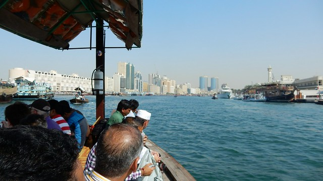 Last Day on Dubai Creek