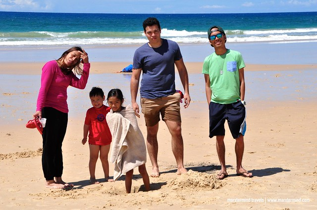 My Relatives in Rainbow Beach