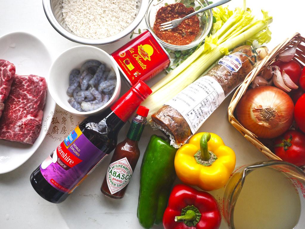 孤身廚房-Jambalaya什錦飯──美國南方多元風情文化融合的經典料理2
