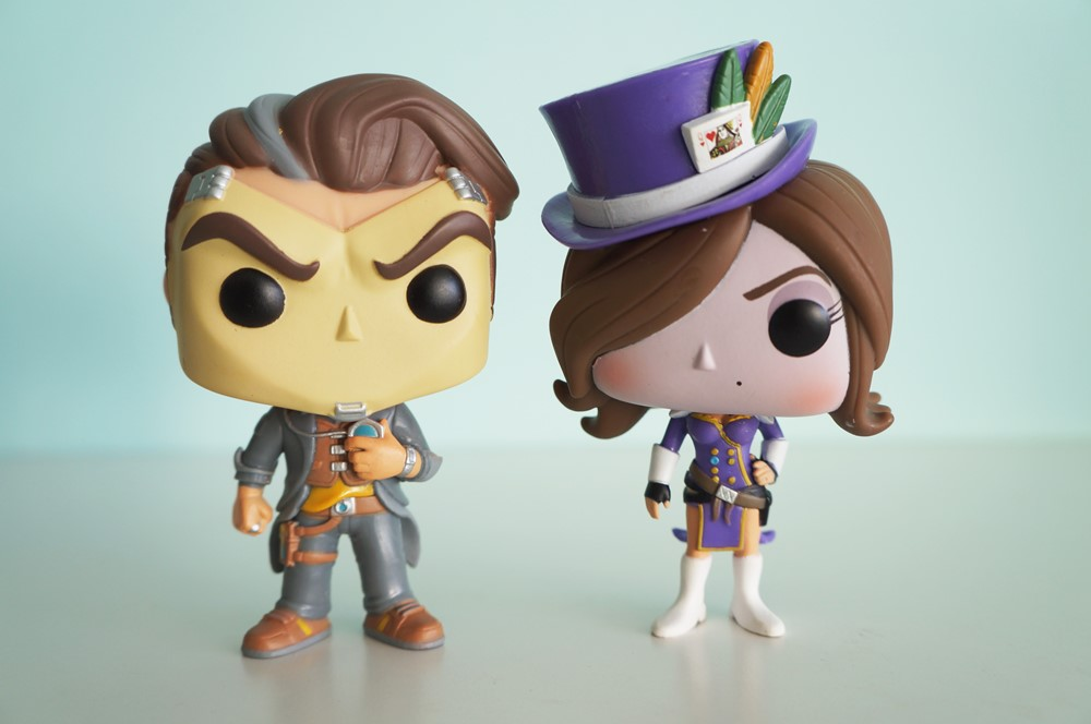 Pop! Handsome Jack & Mad Moxxi