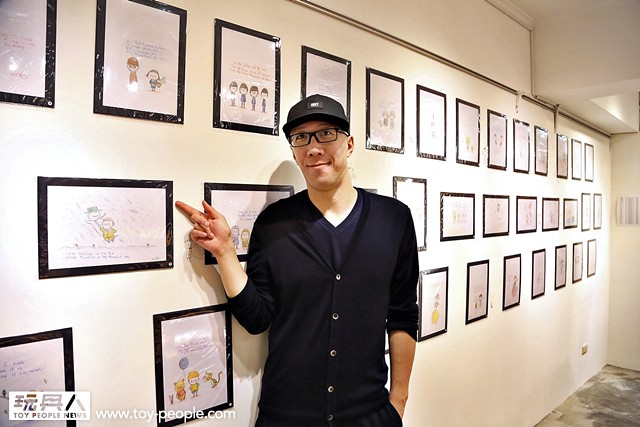 龍家昇老師 【#FACE - Kasing Lung Exhibition】台北個展 現場報導