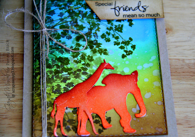 Special friends closeup#1