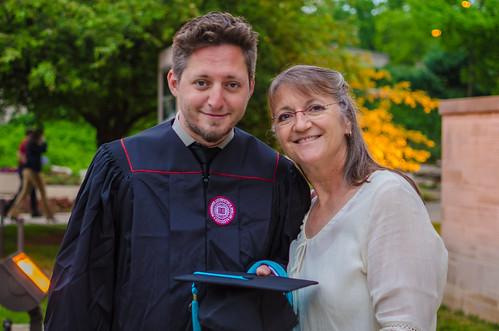 Cale's Graduation
