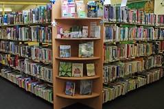 Blaxland Library Display