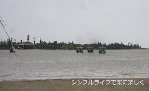 石垣島、西表島・水牛車