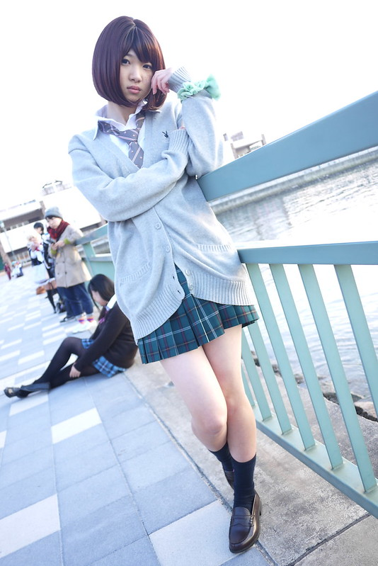 2015.12.20 Cosplay Photo in Chiba(Japan)