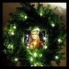 Our wreath of Kahn. #closeup