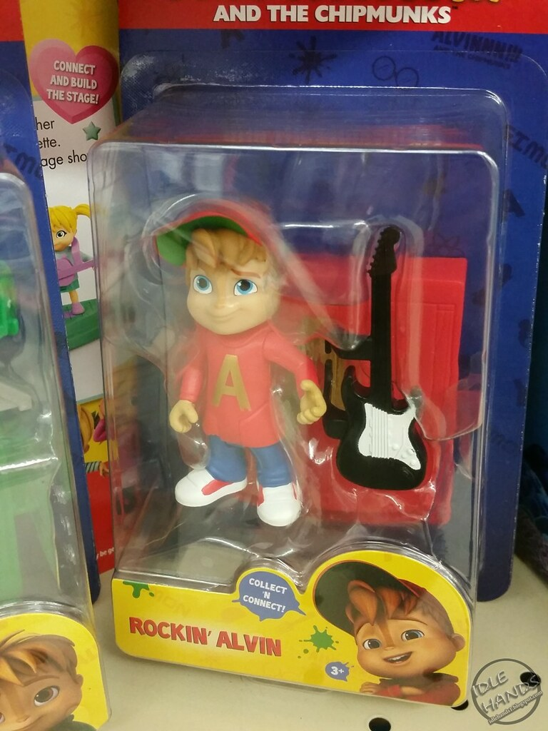 Alvin 46 the chipmunks toys opinion obvious