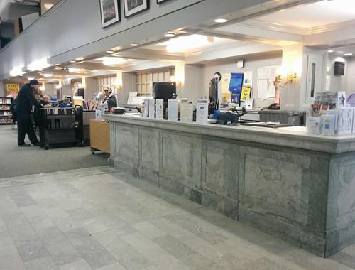 Toronto Public Library, Queen Saulter Branch