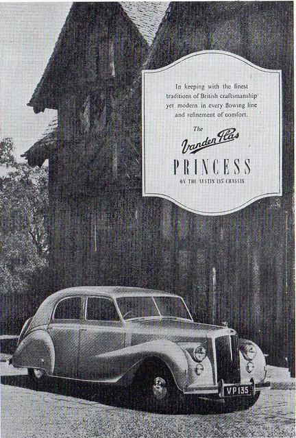 Austin A135 Princess Vanden-Plas (1948)