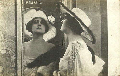 Francesca Bertini in Odette (1916)