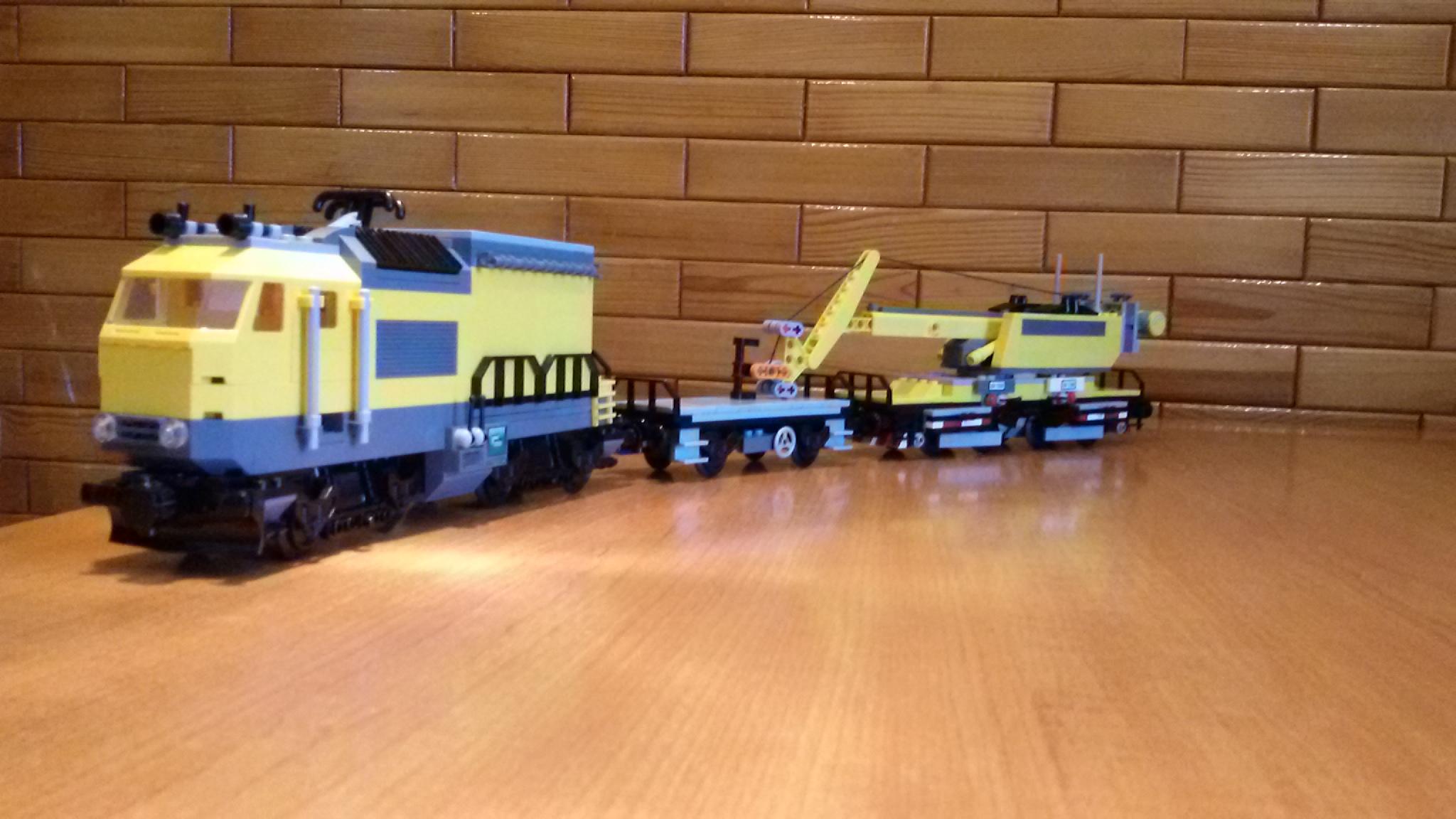Tren de interventie LCR Infra
