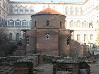 Rotunda in Sofia