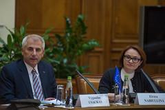 Встреча с Председателем Центрального Банка РФ