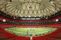 2016 Georgia Dome Views